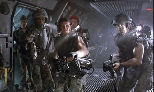 Resultado de imagem para alien marines movie