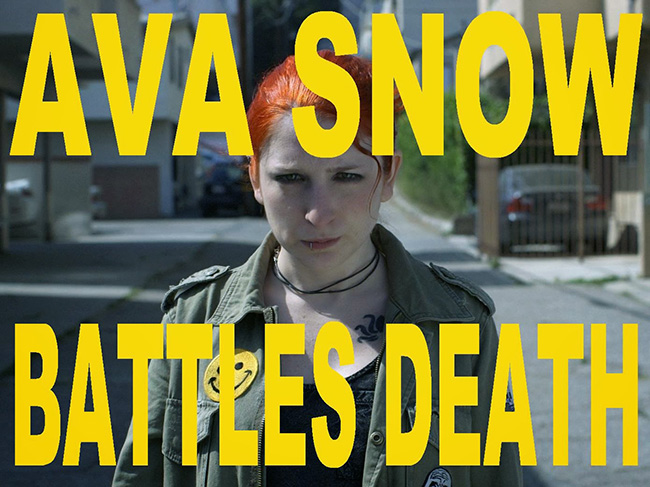 Ava Snow Battles Death