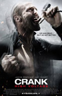 Crank High Voltage movie poster