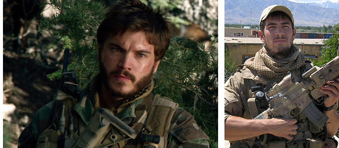Emile Hirsch as Danny Dietz in Lone Survivor