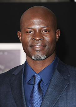 Djimon Hounsou action figure