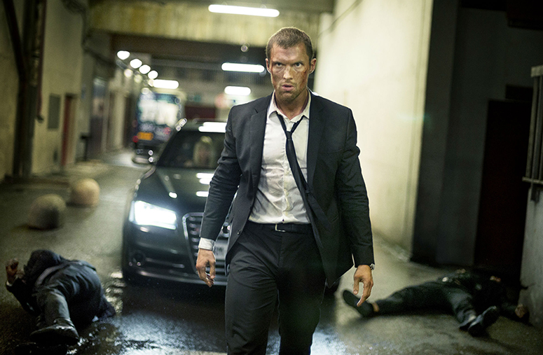 Ed Skrein as The Transporter in The Transporter Legacy