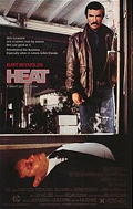 Heat 1986 movie poster