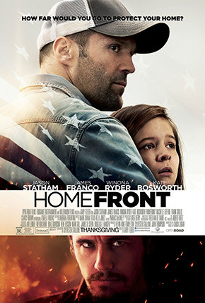 Homefront movie poster