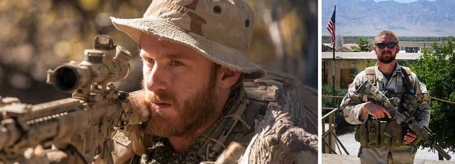 Ben Foster as Matt Axelson in Lone Survior