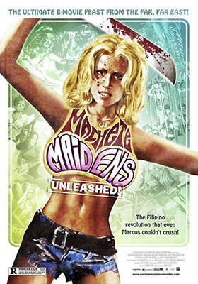 Machete Maidens Unleashed movie poster
