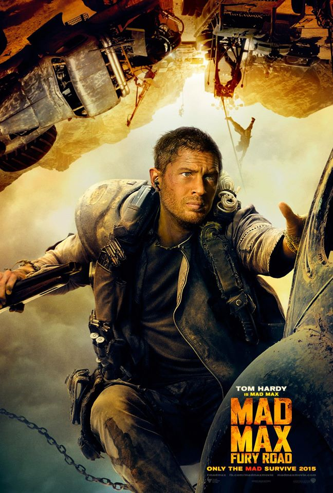Mad Mad Fury Road movie poster