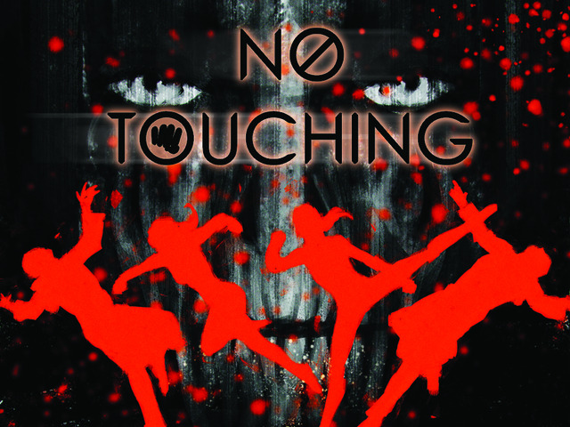 movie poster for action movie short film No Touching