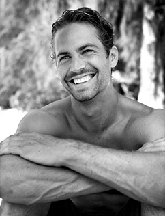 Paul Walker's awesome smile