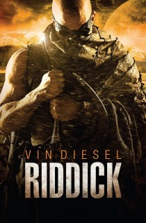 Riddick 2013 movie poster