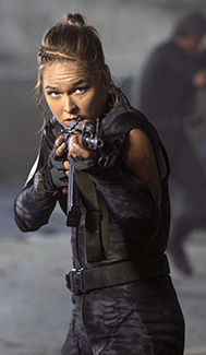 Ronda Rousey in The Expendables 3