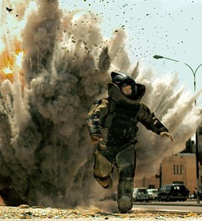 the hurt locker explosion