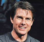 action movie god Tom Cruise