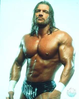Triple H aka Paul Levesque