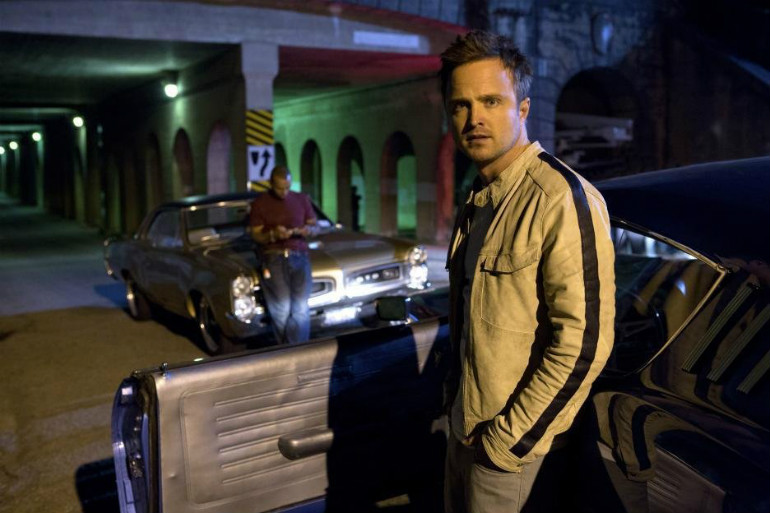 Aaron Paul's Need for Speed
