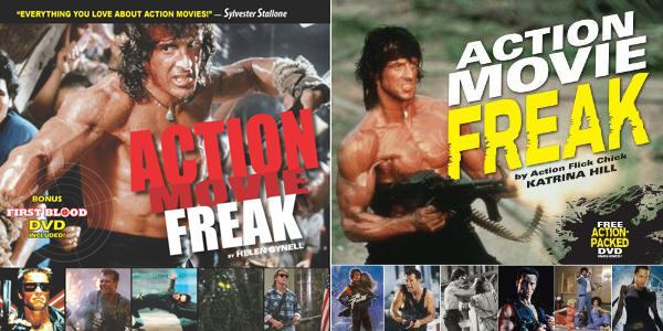 Action Movie Freak book cover