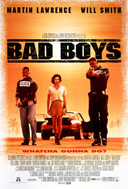 Bad Boys movie poster