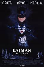Batman Returns 1992 movie poster