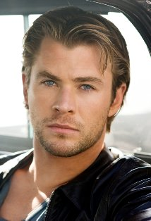 Chris Hemsworth IMDB headshot