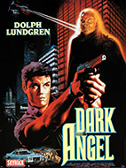 Dark Angel aka I Come In Peace movie poster
