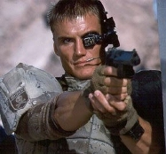 Dolph Lundgren Universal Soldier Action Movie Classic