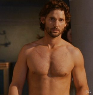 Bare-Chested Eric Bana from Troy