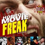 cover of horror movie freak book