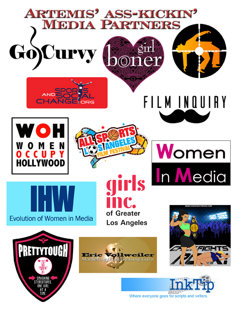 Artemis Women in Action Film Festival 2016 Program page 11