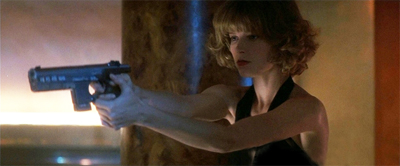 Bridget Fonda in Point of No Return