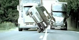 Transporter the movie stunt