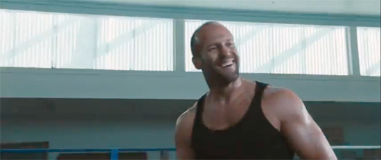 Jason Statham in Killer Elite