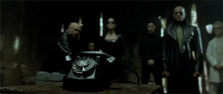 The Matrix movie group appearance