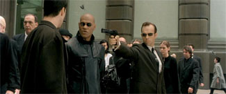 The Matrix movie One of them