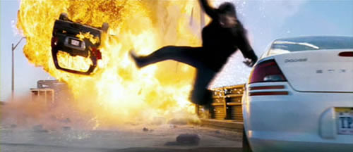 Tom Cruise bridge explosion in Misison: Impossible 3