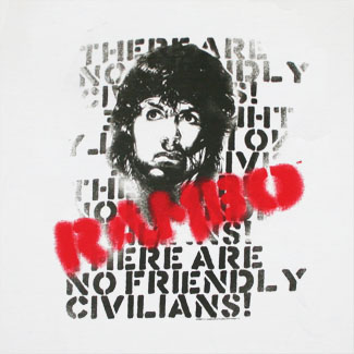 'There are no friendly civilians' T-shirt from tshirtinsight.com
