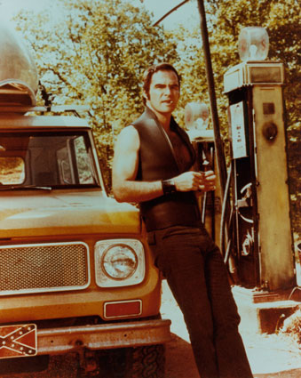 Action Movie Freak Boys and Their Toys Burt Reynolds in Deliverance with truck