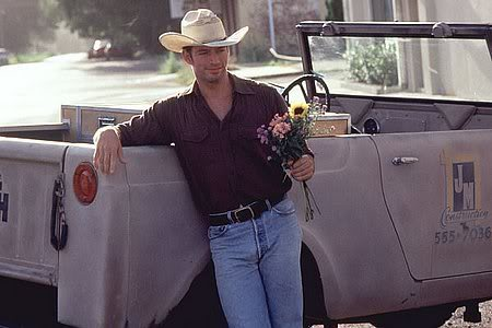 Action Movie Freak Boys and Their Toys Harry Connick Jr in Hope Floats with Scout