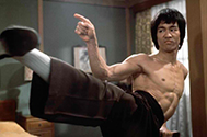 The immortal Bruce Lee