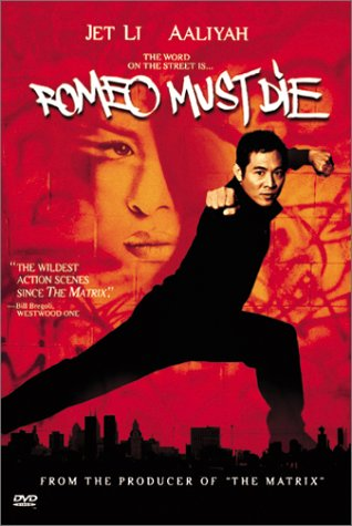 romeo must die movie poster - Romeo Must Com