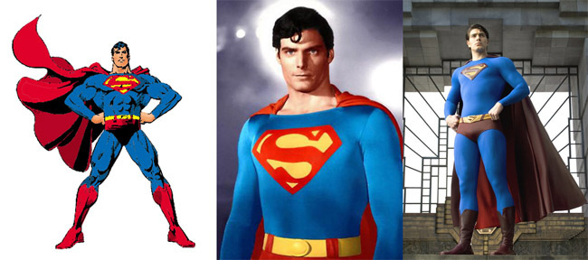 images of Superman