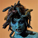 Jason and The Argonauts creature-Medusa
