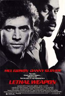 Lethal Weapon 1987 movie poster