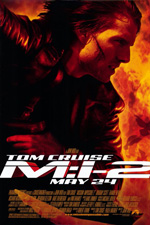 Mission: Impossible 2 movie poster