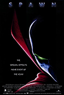 Spawn 1997 movie poster