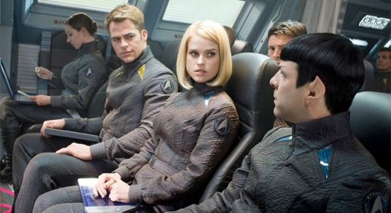 Star Trek Into Darkness Crew