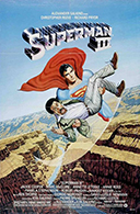 Superman III 1983 movie poster