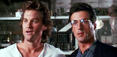 Tango and Cash Action Movie Buddies