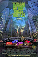 Teenage Mutant Ninja Turtles 1990 movie poster
