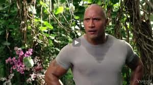 Journey 2: The Mysterious Island The Rock Dwayne Johnson pep pop of love