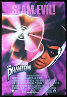 The Phantom 1996 movie poster